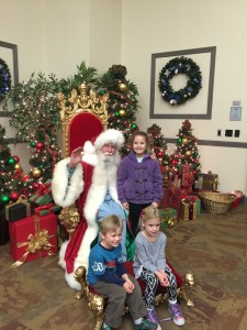 CHKD Breakfast with Santa